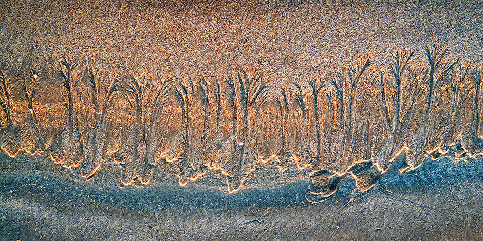 Sand Patterns Cable Beach Photo Art by Paul Theseira