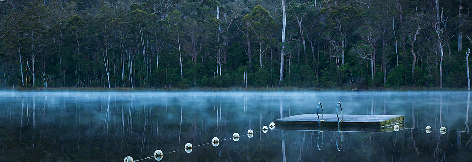 Lake Beedelup Photo Art by Paul Theseira